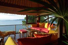 Six Senses Samui: The Retreat Living Room