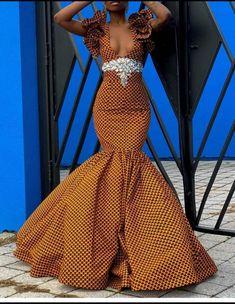African Party Dresses, African Wedding Dress, African Fashion Dresses, African Dress, African Fabric, Dashiki Dress, Ankara Dress, Elegant Maxi Dress, Strapless Dress Formal