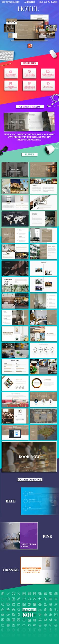 Premium Powerpoint Presentation with an awesome features and etc...