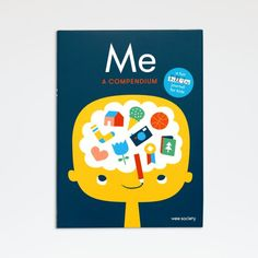 Inventive, hilarious and joyously colorful, this fill-in journal was designed to help kids capture nearly everything that's uniquely rad about them. With design-savvy, yet completely kid-friendly illustrations, they're asked to draw or write about a bunch of interesting things like what their hair looks like, what their band name would be, what they'd bring to outer space, and how they feel about lightning, lizards and pickles. There may or may not be a place for super-secret stuff inside the bo Preschool Journals, Preschool Lessons, Preschool Activities, Life Journal, Super Secret, Book Jacket, Easter Crafts For Kids, New Toys, Book Activities