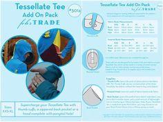 Announcing the Tessellate Tee pattern! | Fehr Trade | Bloglovin'
