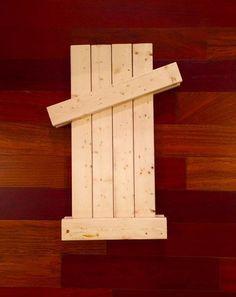DIY Reversible Wood Blank Snowman Blank by WillowBarnWoodCrafts