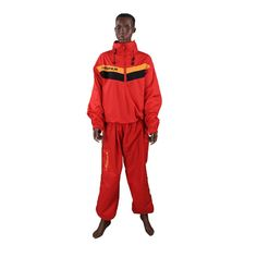 33.57$  Buy here - https://alitems.com/g/1e8d114494b01f4c715516525dc3e8/?i=5&ulp=https%3A%2F%2Fwww.aliexpress.com%2Fitem%2FWaterproof-airproof-Red-Sweat-coat-sauna-suit-male-female-running-sport-fitness-uniform-lose-weight-reduce%2F32689060293.html - Waterproof airproof  Red Sweat coat sauna suit male female running sport fitness uniform lose weight reduce body weight clothes 33.57$