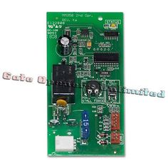 Other Garage Door Equipment 180973: Mighty Mule Fm352 Parts R4052-D Pc Control Board For Secondary Unit Gate Swing -> BUY IT NOW ONLY: $114.4 on eBay!