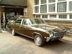 1969 Buick Station Wagon
