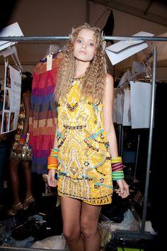Models Backstage, Lily Pulitzer, Dreams, Style, Fashion, Swag, Moda, Fashion Styles, Fashion Illustrations