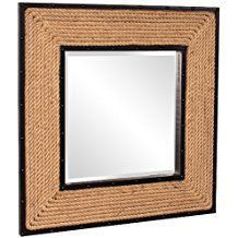 Best Rope Mirrors and Nautical Wall Decor! Discover the top-rated nautical themed rope wall decorations and rope themed mirrors. Nautical Bathroom Mirrors, Nautical Mirror, Nautical Wall Decor, Beach Wall Decor, Nautical Rope, Coastal Decor, Round Mirror With Rope, Rope Mirror, Rope Frame