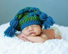 granny square jester hat to crochet   free pattern @ rakj patterns by kristi simpson