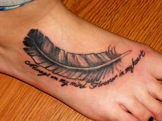 """""""Always on my mind, Forever in my heart"""" this will be my tattoo when I get the guts to get it!"""