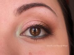 The Spring Sparkling challenge - week #2 | Spring means Colours | Vanilla & Beauty Things