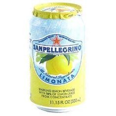 San Pellegrino Limonata is perfect with Vodka or Bourbon. I paired it with Bulleit Rye for extra whisky-lemony-goodness
