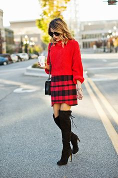 8 WAYS TO WEAR OVER THE KNEE BOOTS