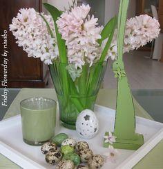 niwibo - life is so beautiful: Flower-Friday und Ostergrüße