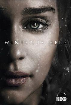 Daenerys Targaryen Official S7 Poster_CVogia Edit