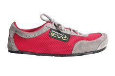 PrimalEvo kids field poppy red TadeEvo minimalist shoes