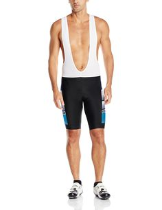 Pearl Izumi - Ride Men's Select Bib Shorts, Splitz Blue, Medium. Spring/summer 2016. Select transfer fabric sets the benchmark for moisture transfer; 6-Panel anatomic design; New Select Pursuit Chamois. Turned fabric at leg opening with Silicone print to hold in position; Reflective logos for low-light visibility and a 10 inch.