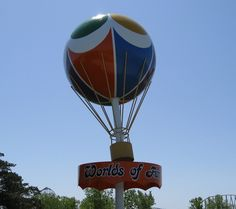 Worlds of Fun, Kansas City, Missouri Kansas City Attractions, Fun Signs, Community Events, Worlds Of Fun, Back In The Day, Cool Places To Visit, Missouri, Childhood Memories