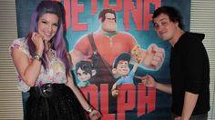 O hangout de MariMoon sobre o filme Detona Ralph: