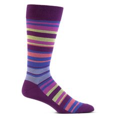 Cole Haan Men's Striped Socks