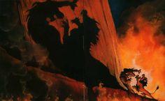 Lion King concept art :)