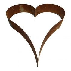 Hjerte i jern 63 x 54 x 10 cm