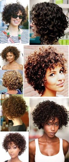 Trendy hair color tips short Curly Hair Tips, Curly Hair Care, Short Curly Hair, Wavy Hair, Short Hair Styles, Natural Hair Styles, Short Wavy, Colored Hair Tips, Short Curls