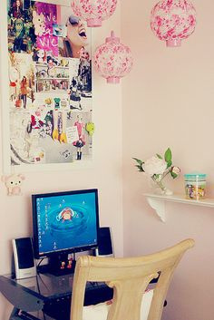 doing this in my room!