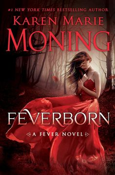 Feverborn by Karen Marie Moning ||| JANUARY 19, 2016 • http://readingbookslikeaboss.com/book-releases/