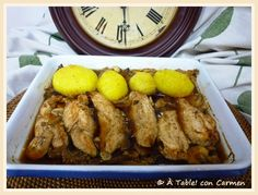 Solomillitos de pollo de Otoño. À table ! con Carmen: Con Thermomix