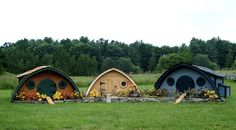 Hobbit Hole Chicken Coops Bring the Beauty of the Shire to Your Backyard