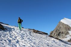 Hiking week with the famous alpinist Hans Kammerlander in January