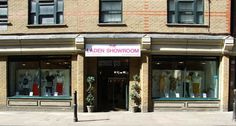 The Laden Showroom | The Home Of Independent Fashion Designers
