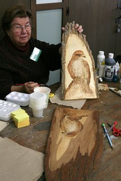 Advanced Woodburning with Orchid Davis, via Flickr. Visit us at…