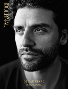 Oscar Isaac by Brigitte Lacombe for Neue Journal