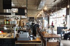 5 Outstanding Independent Coffee Shops in Montreal: Café Falco