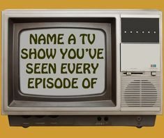 A Fun Zone has 2 - The King of Queens and The Twilight Zone. What's Yours? #TV #Vintage #Television #Retro #Classic #syndicated #American #sitcom #comedy #Drama #Western