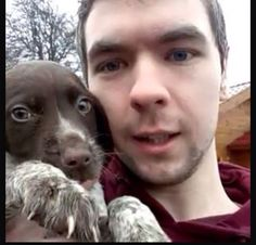 Jacksepticeye and Gizmo