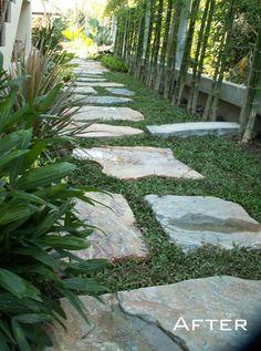 thai gardener and landscape design