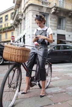 Urban cycle chic