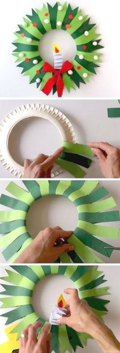 Check christmas diy decorations easy and cheap ideas. Check christmas diy decorations easy and cheap ideas. You will get to know christmas decorations diy homemade, christmas decorations diy for teens bedrooms beds Easy Christmas Decorations, Christmas Wreaths To Make, Simple Christmas, Kids Christmas, Holiday Crafts, Christmas Ornaments, Homemade Christmas, Outdoor Christmas, Cheap Christmas