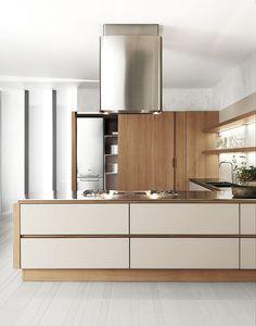 Agatha  O | Cocina integral YARA by CESAR ARREDAMENTI | diseño Gian Vittorio Plazzogna