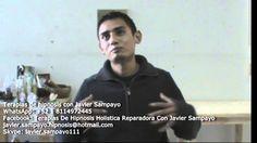 Luis testimonio de terapia de hipnosis holistica con Javier Sampayo