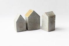 DIY Zement Beton Haus Upcycling