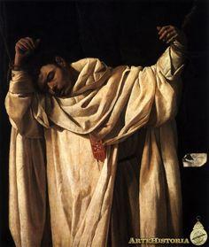 ZURBARÁN 1628 San Serapio