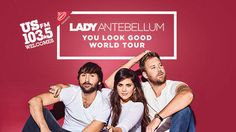 Enter to win Lady Antebellum tickets!   http://ulink.tv/195296-24705c_link