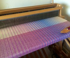 "Do you love woven wraps? Have you seen the gorgeous handwoven baby wraps and fallen in love? Have you thought, ""I wonder if I could weave myself a baby..."