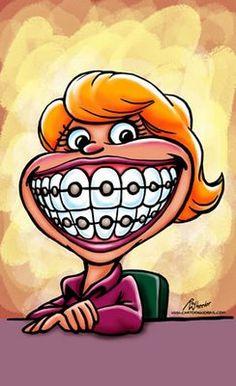 Show off your smile when YOU get braces #kozbraces #kozlowskiorthodontics