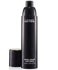 MAC Prep + Prime Natural Radiance - Makeup - Beauty - Macy's