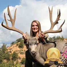 Trophy mule deer hunting in Utah