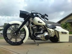 Custom Road King Baggers | Bad Dad | Custom Bagger Parts for Your Bagger | Baggers :: Noel's ...